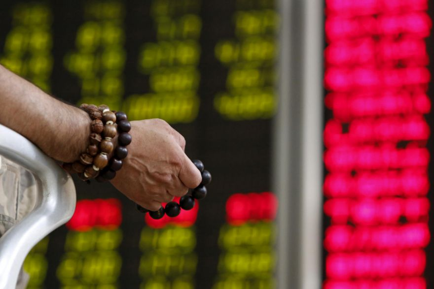 China: Stocks close up on stimulus hopes, Stocks - THE BUSINESS TIMES