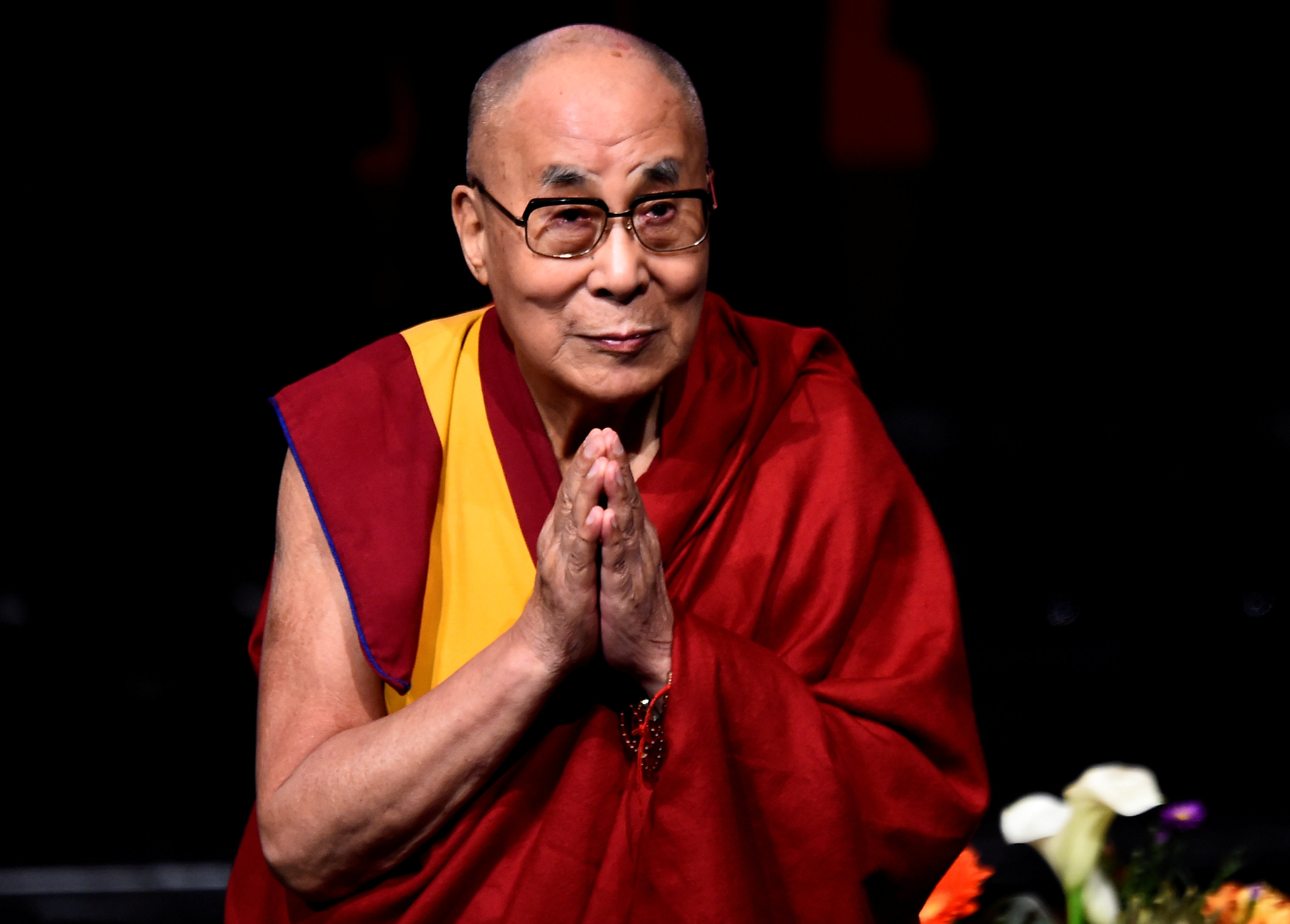 Dalai Lama Deeply Sorry For Comments On Women Life