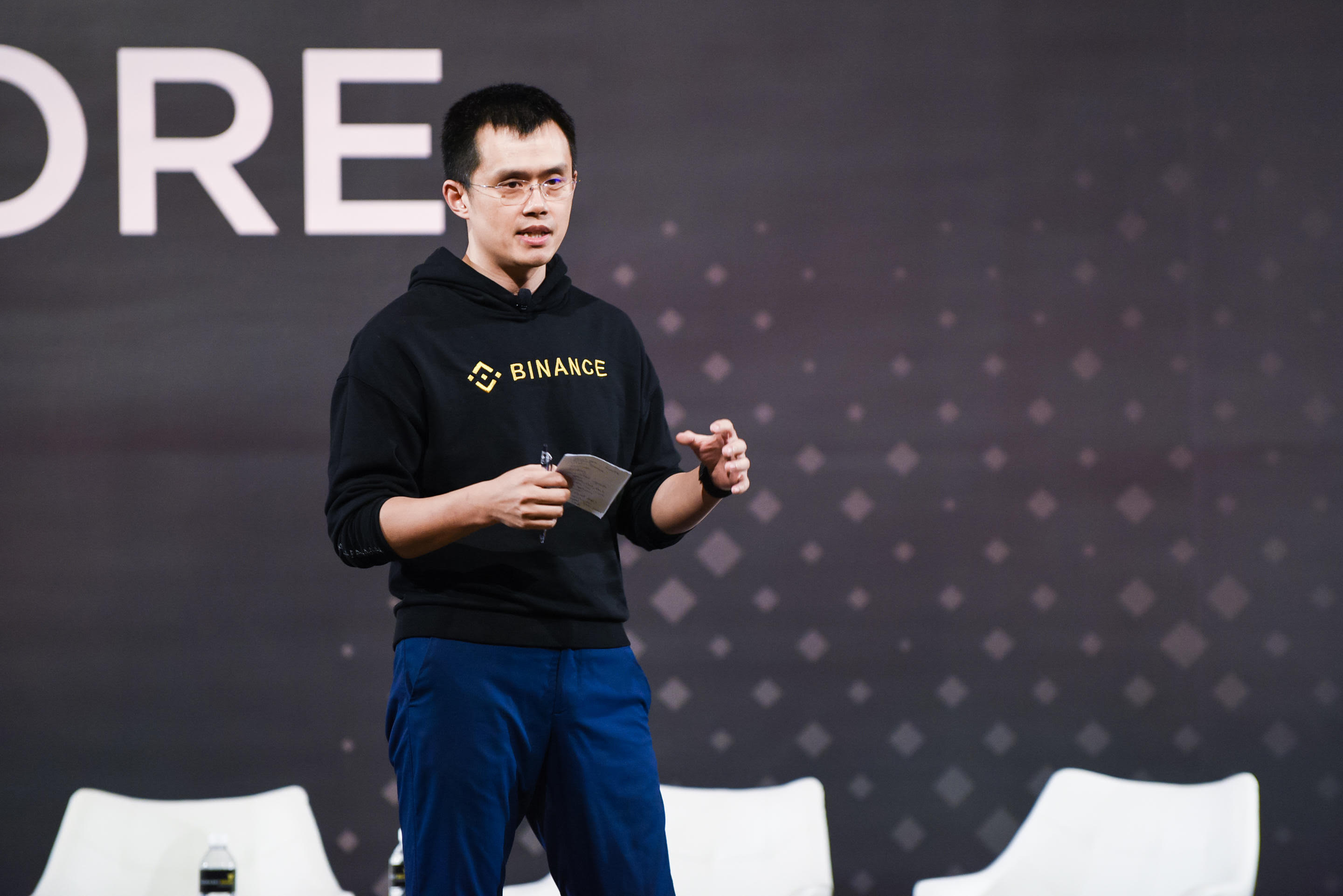 Binance launches crypto-to-SGD platform, partners 2 Vertex funds in