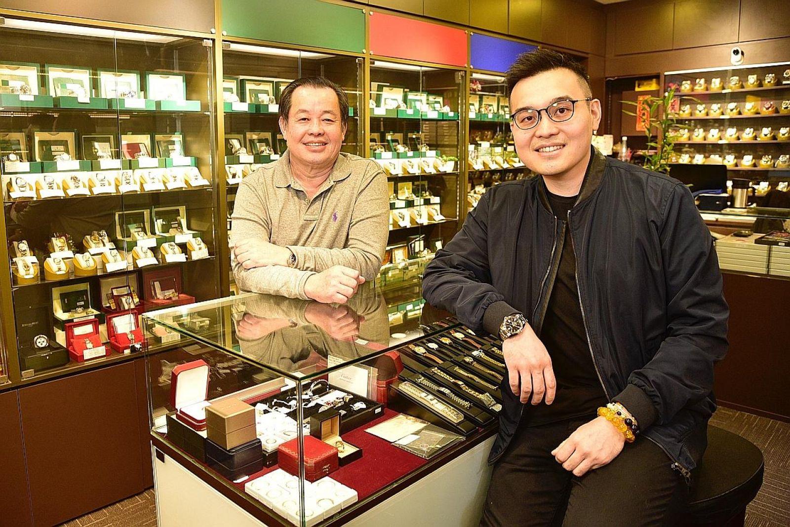 Pre-owned, unworn, big business: used watch dealers go big time, Top