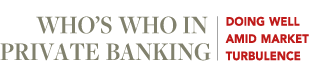 Who's who in Private Banking