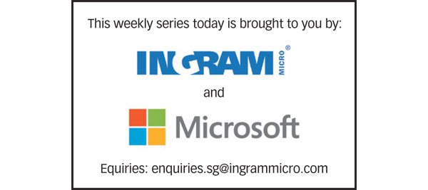 Brought to you by Ingram & Microsoft