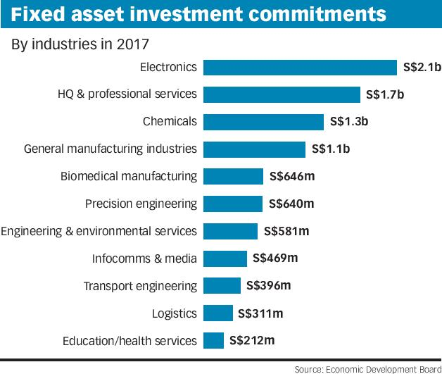 Fixed asset investment commitments