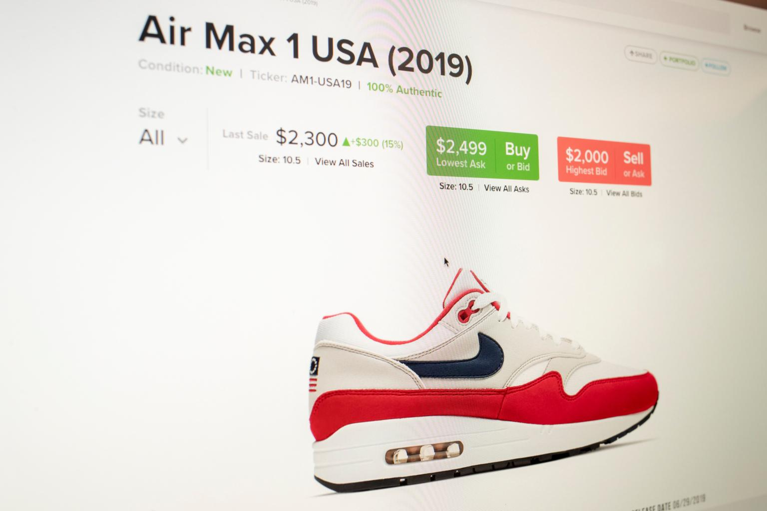 Novelship in race to capture Asia's resale market for rare sneakers,