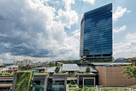 West Gate Leasing >> Cpg Inks 83 000 Sq Ft Lease At Westgate Tower Real Estate