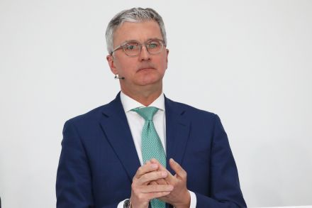 Germany: Audi CEO Rupert Stadler detained by police as part of
