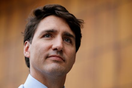 Canada's Trudeau, facing groping allegation, says he apologized, did nothing wrong