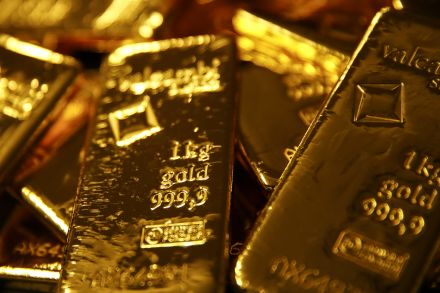 Gold falters as USA  dollar extends gains