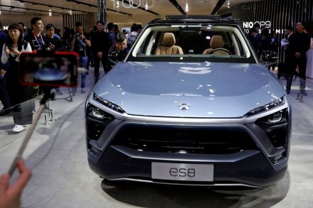 Chinese premium EV player NIO files for IPO