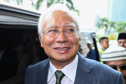 Ex-Malaysian PM Najib Razak arrested, to face charges in 1MDB case