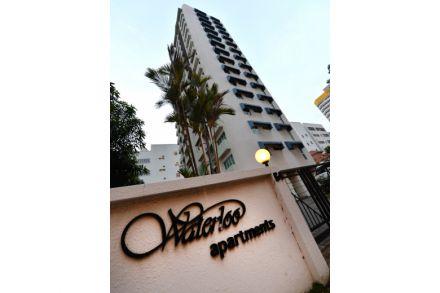 Waterloo Apartments sold for S 131 1m