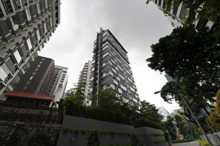 Lawrence Wong, Redas chief give different takes on cooling measures