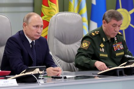Putin oversees hypersonic weapons test that will 'ensure Russia's security for decades'