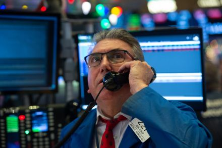 US Stocks Stage Furious Late-Day Rally, Erase Big Drop in Dow