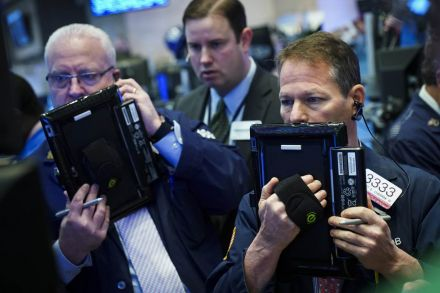 US: Wall St slips at open after Morgan Stanley results, Stocks - THE