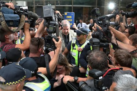 Cardinal Pell conviction 'could be start of something cataclysmic'