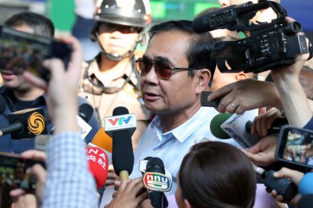 Thai Leader Wants to Form Government as Votes Are Counted