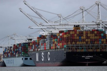 USA trade deficit drops 15% in Jan