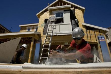 Housing Starts Down Stateside