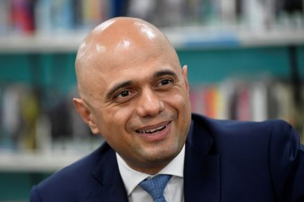 United Kingdom finmin Javid says he has fantastic relationship with PM Johnson