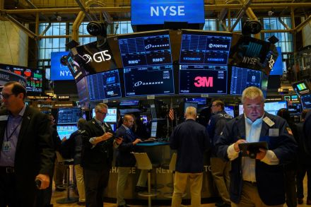 USA  stocks mixed on impeachment probe; Nike, Boeing up
