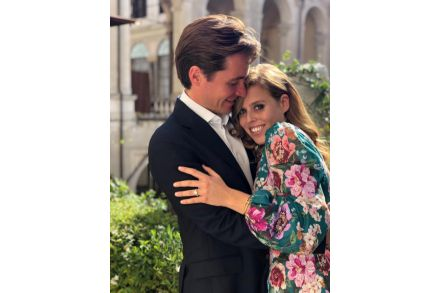 Princess Beatrice engaged to property tycoon Mapelli Mozzi