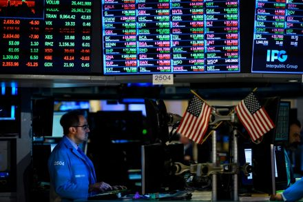 Trade hopes push United States stock indexes toward more record highs
