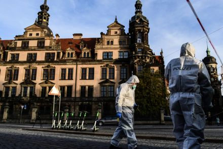 Precious jewels worth £855m stolen in spectacular heist at historic Dresden museum