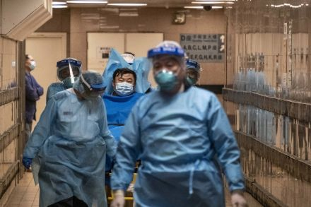 Despite US case, China virus is 'under control'