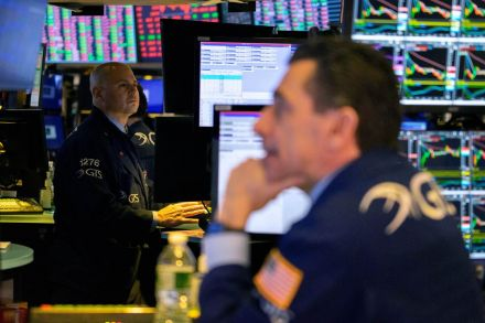 TSX, Wall Street surge at the start of trading