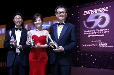 Newcomers feature among E50 winners, Companies & Markets - THE
