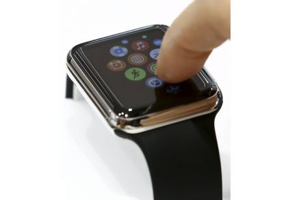apple finds glitch in watch part report technology the