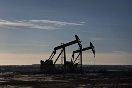 Oil prices rebound but oversupply weighs