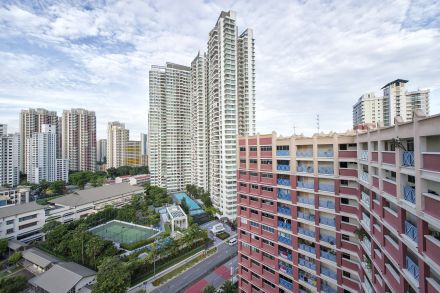 Lower taxes for 93 of residential property owners in
