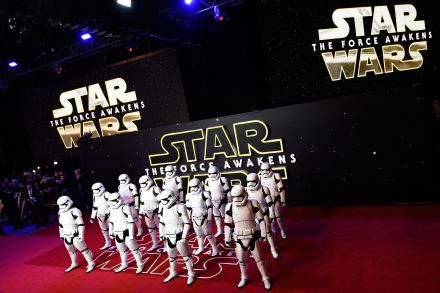 Star Wars: The Force Awakens breaks all Box Office records