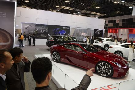 More Flexible Terms And Packages For Participants At This Years - Automotive show