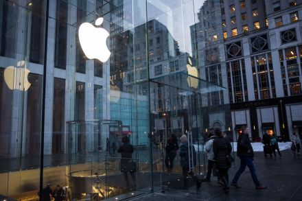 Apple ordered to pay £428m in patents case