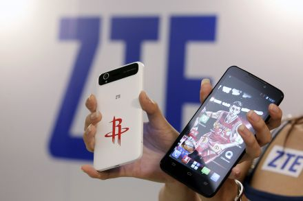 U.S. grants China's ZTE temporary export license through June 30