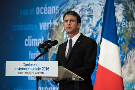 38192207 - 26_04_2016 - FRANCE-POLITICS-ENVIRONMENT-CONFERENCE.jpg