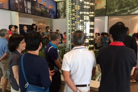 Visitors at Gem Residences Show Gallery.jpg