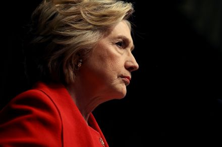 I will be Democratic presidential nominee: Hillary Clinton