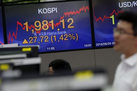 38788967 - 20_06_2016 - SOUTH KOREA STOCK MARKET.jpg