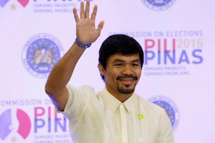 38440874 - 19_05_2016 - PHILIPPINES-ELECTION_PACQUIAO.jpg