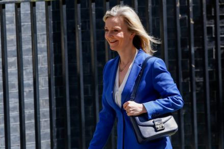 Justine Greening appointed new education secretary