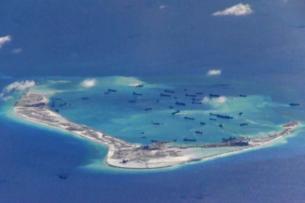 China and Asean reach deal on uninhabited South China Sea islands