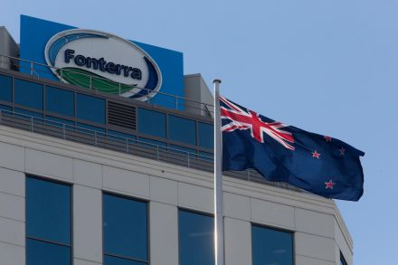 fonterra's position in the global dairy Milk powder buyers in china are starting to cut their reliance on new zealand's fonterra (fsfnz), opening the way for us and european firms to break the dairy giant's grip on an infant milk formula market set to double to $25 billion by 2017.