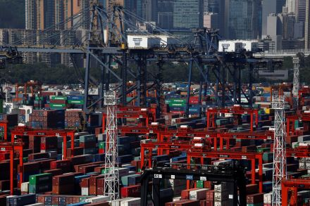 China Exports Slide on Weak Demand
