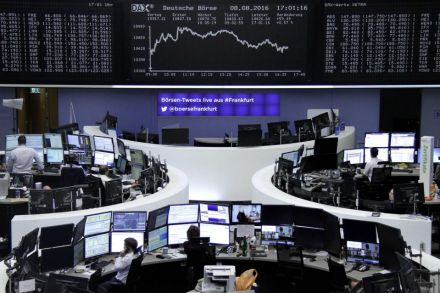 European stocks buoyed by rise in banking shares