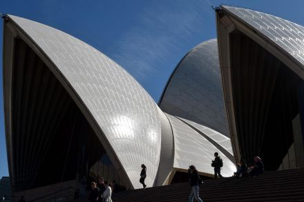 Australia announces $154-million upgrade for Sydney Opera House
