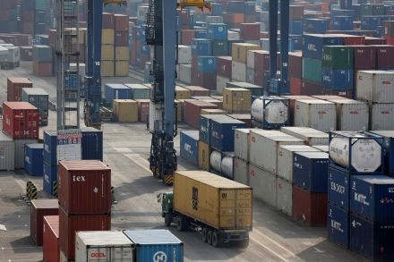 Eurozone Trade Surplus Shrinks Unexpectedly In June